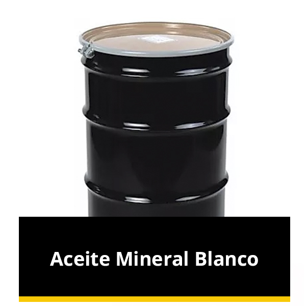 Aceite Mineral Blanco